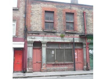 25 Benburb Street, Stoneybatter,  Dublin 7 MyHome.ie Commercial. a much scarier live/work in Dublin.