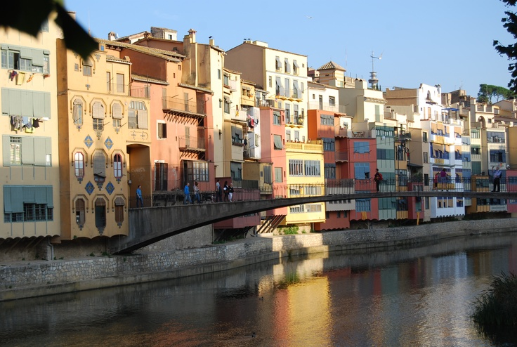 More holidays, Spain -Girona