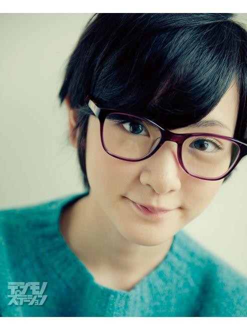 glasses 129 生駒里奈(乃木坂46)|ビジョメガネ|ONLINE デジモノステーション