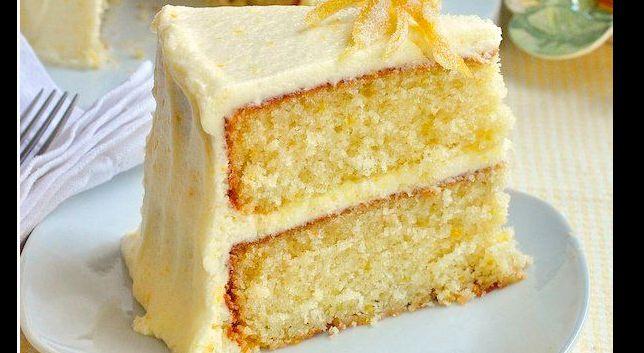 Pan di Spagna con crema al limone, la ricetta della torta più richiesta | Ultime Notizie Flash