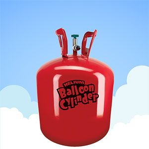 Helium Canister for 30 Balloons £19.45
