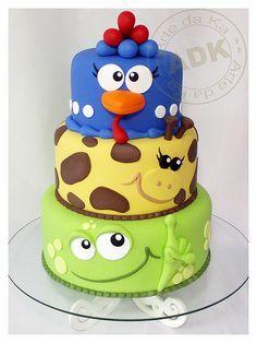 cute fun cake