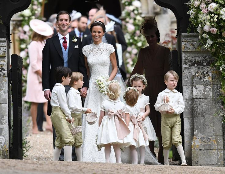 James Matthews, Pippa Middleton - Pippa Middleton marries James Matthews: The best photos from their wedding day