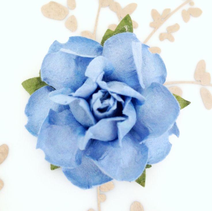 Succulent Bloom Single Cork Place Card Holder