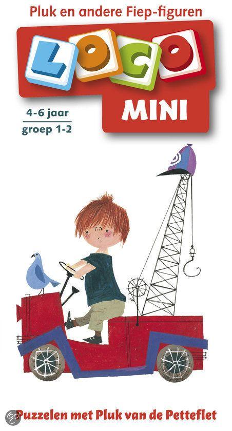 bol.com | Loco Mini / Puzzelen met Pluk van de Petteflet, nvt | 9789001779429 | Boeken...