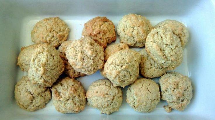 Cookies de Coco y Avena Quaker
