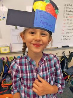 A Day in First Grade | Johnny Appleseed Day!