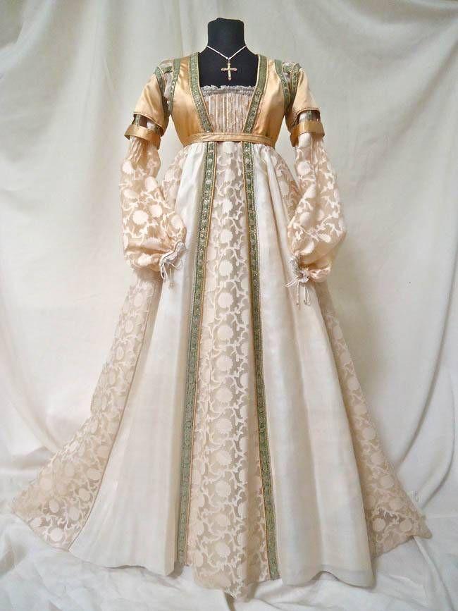 """Romeo & Juliet"" Costume Sketches"