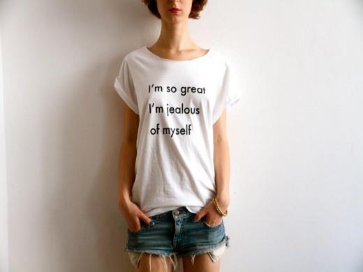 shameless t-shirt 100% cotton cotton bawełna bawełna   kolor biały (na zdjęciu rozmiar S)     unisex     wymiary   S : 71cm X 46cm   M : 71cm X 51cm   L : 73cm X 54cm     rozmiar XL na specjalne zamówienie    więcej info  http://www.facebook.com/letsbeshameless
