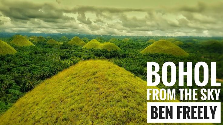Check out this drone video of Bohol, The Philippines. Bohol is in the Central Visayas region of The Philippines, it contains some absolutely stunning scenery. From white sandy beaches to the geological oddity that is The Chocolate Hills.