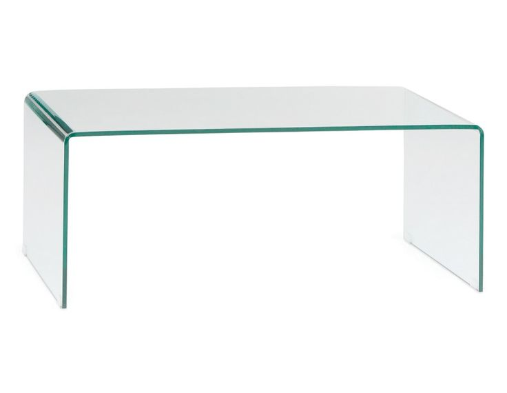 VISIO - Glass coffee table