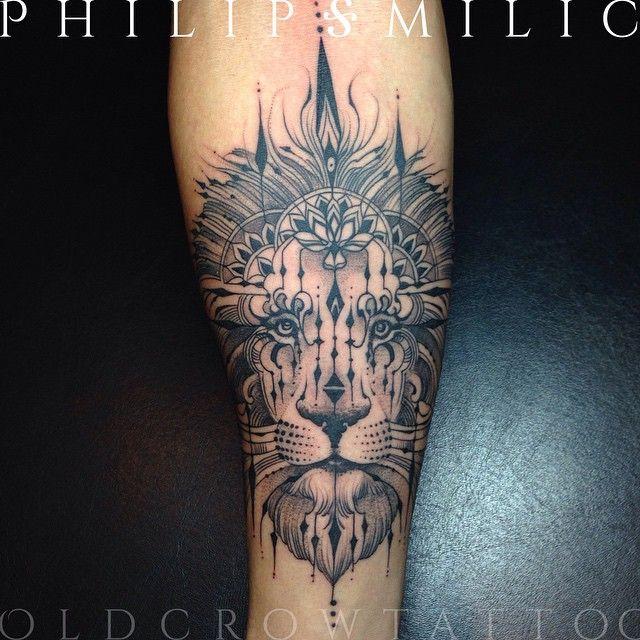Leão tattoo                                                                                                                                                                                 Mais