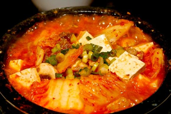 Kimchi Jjigae (김치 찌개)...one of the best recipes i've tried (pictures and simple instructions)