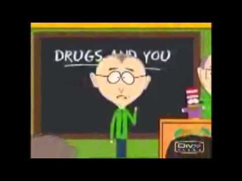 """Mr. Mackey """"Drugs Are Bad, M-Kay?"""" This was my all-time favorite episode. My friend and I went that entire summer doing Mr. Mackey impressions."""