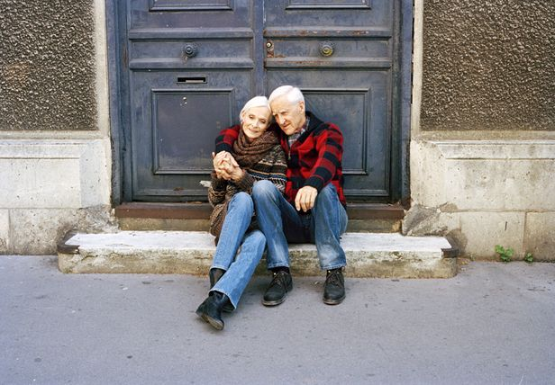 Adult love is a beautiful thing.