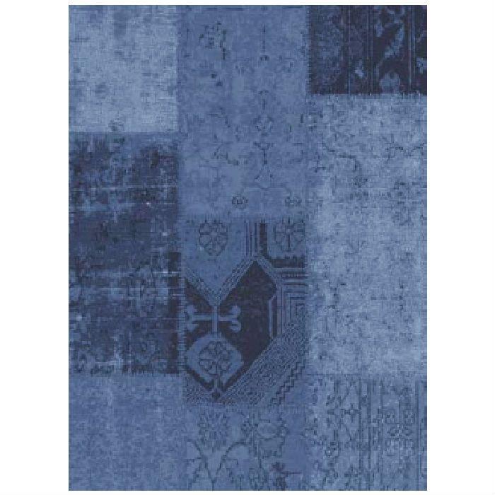 Primeur Carpets Karpet Patch Blauw vloerkleed tapijt. 190 eu zitmaxx