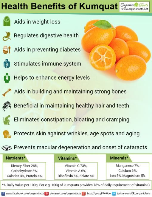 Some of the most important health benefits of kumquats include their ability to improve the immune system, regulate your digestive system, reduce your chances of developing diabetes, lower your cholesterol levels, boost the health of your skin, teeth, eyes, and hair, strengthen your bones, and improve nerve health.
