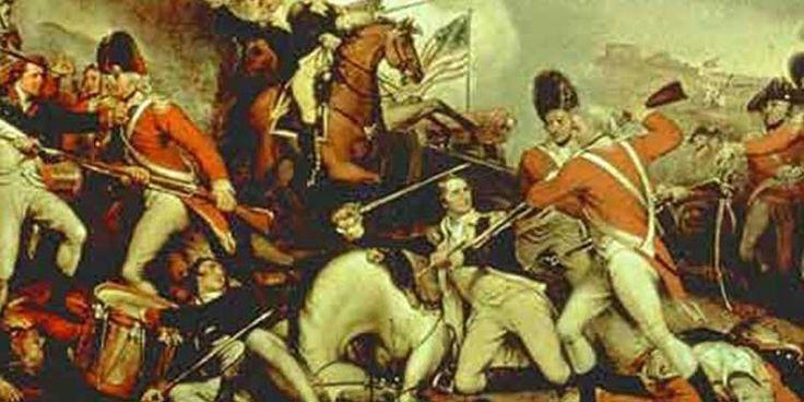 26 settembre 1777: Occupata Filadelfia durante la Rivoluzione americana