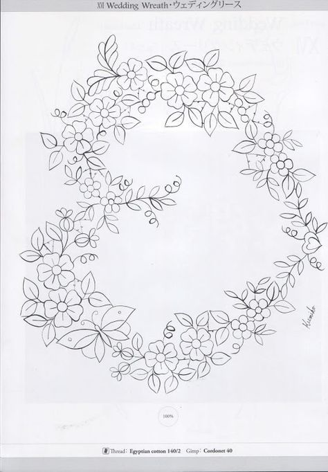 Kumiko Nakazaki - Mille Fleurs - 2010 - Vea Fil - Picasa Web Albums