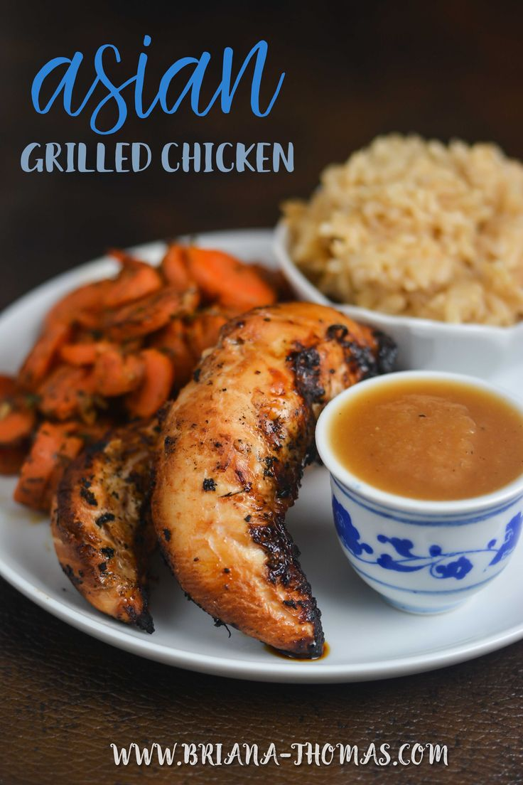 This Asian Grilled Chicken packs a powerful flavor…Edit description