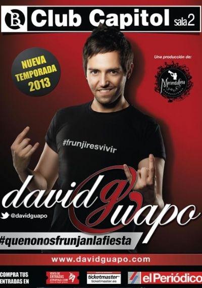 David Guapo al Club Capitol BCN (temporada 2012-13)