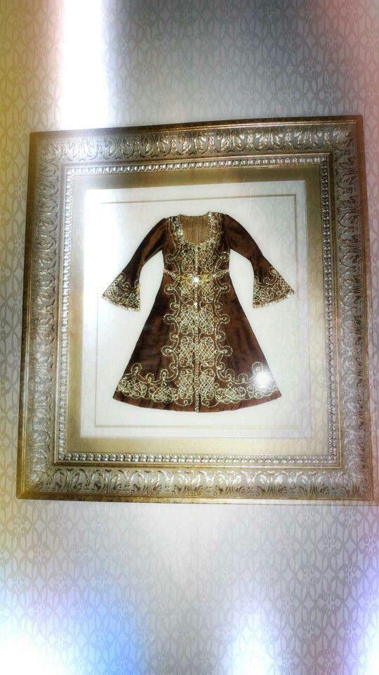 Women Ottomans clothes ..