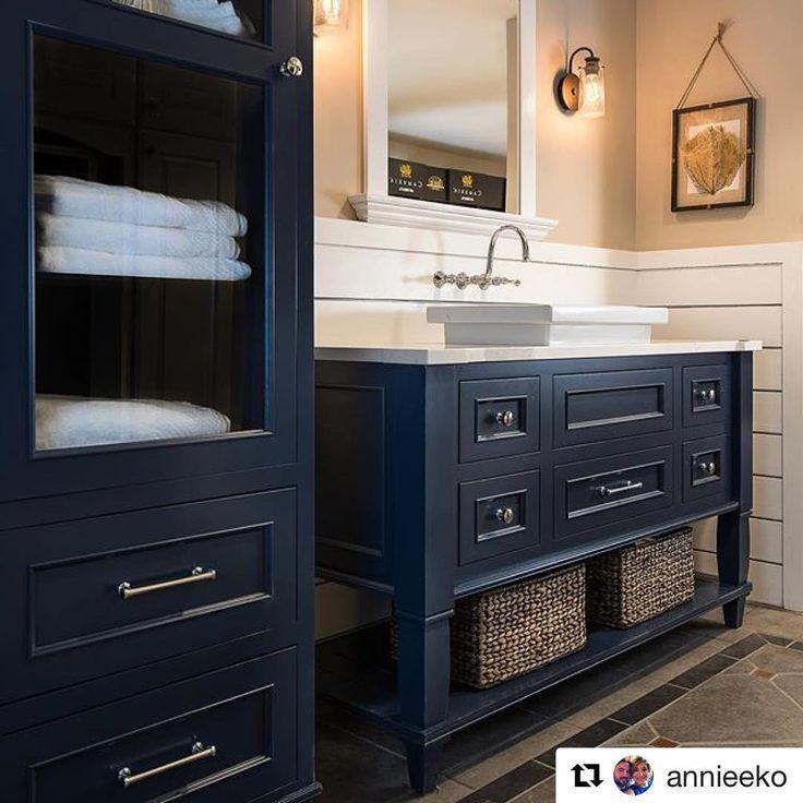 Kitchen U0026 Bath Designer @annieeko Shared This Beautiful Photo Of A Dura Supreme  Bathroom Display
