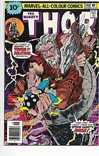 The Mighty Thor #248 Bronze Age Marvel Comics UK Pence Variant VF/NM