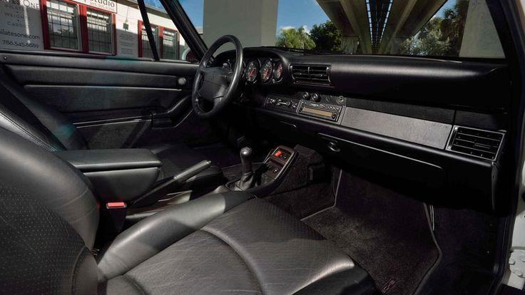 1996 Porsche 911 Carrera 4S - 5