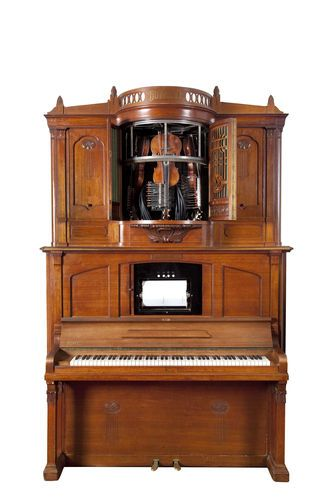 0087-orchestrion phonoliszt violina