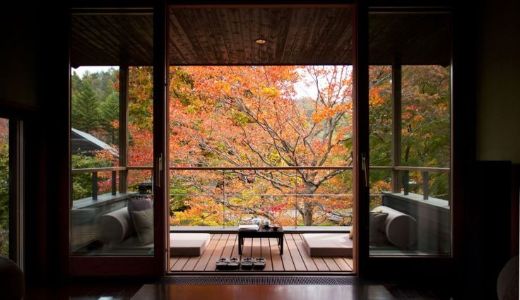 Hoshinoya Karuizawa | HomeDSGN, a daily source for inspiration and fresh ideas on interior design and home decoration.