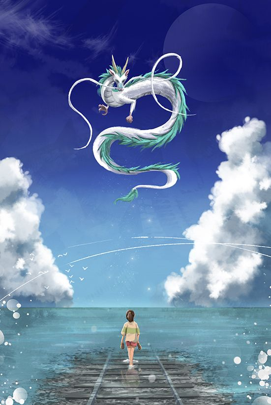 Spirited Away Fanart Ruby Art Store Online Store Powered By Storenvy With Images Studio Ghibli Art Spirited Away Wallpaper Ghibli Art