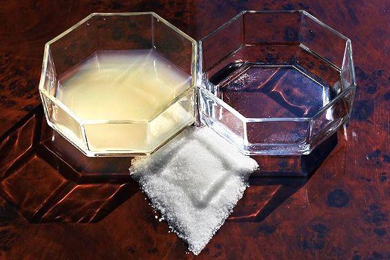 GYANTA!!! A hozzávalókat, két csésze cukrot, fél csésze vizet és fél csésze…