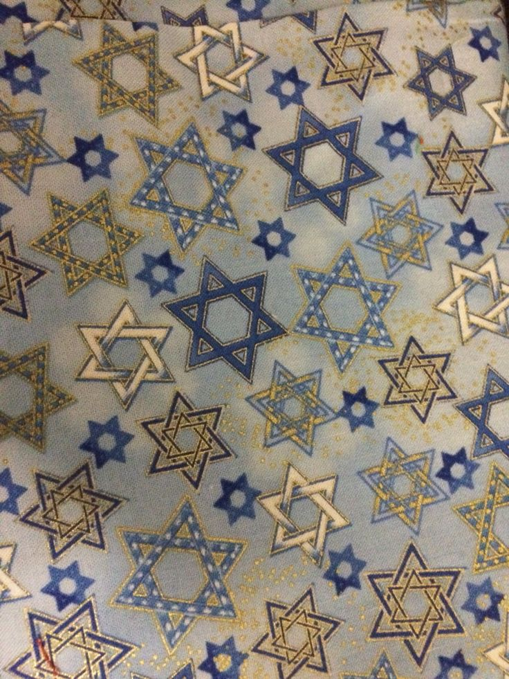 Jewish Hanukkah Blue Star Holiday Printed Bow by ItsABowThing12 on Etsy https://www.etsy.com/listing/213624351/jewish-hanukkah-blue-star-holiday