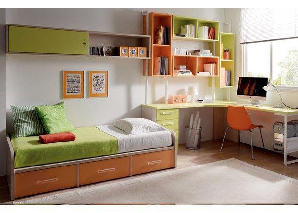 69 best dormitorio adolescente hombre images on pinterest for Dormitorio varon