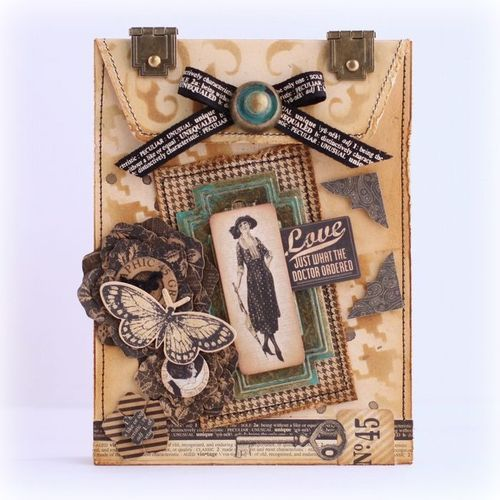 This is a beautiful altered envelope from @Yuka Hino! Love how she used our staples for this and created such a beautiful scene! So beautiful! #graphic45Yuka Hino, Beautiful Scene, Cards G45, Cards Homemade, Beautiful Altered, Altered Envelopes, Graphics 45, Cards Tags, Create