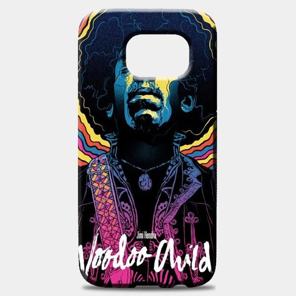 Jimi Hendrix Illustration Samsung Galaxy Note 8 Case | casescraft