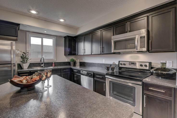Another shot of the beautiful #kitchen in the Glenmore