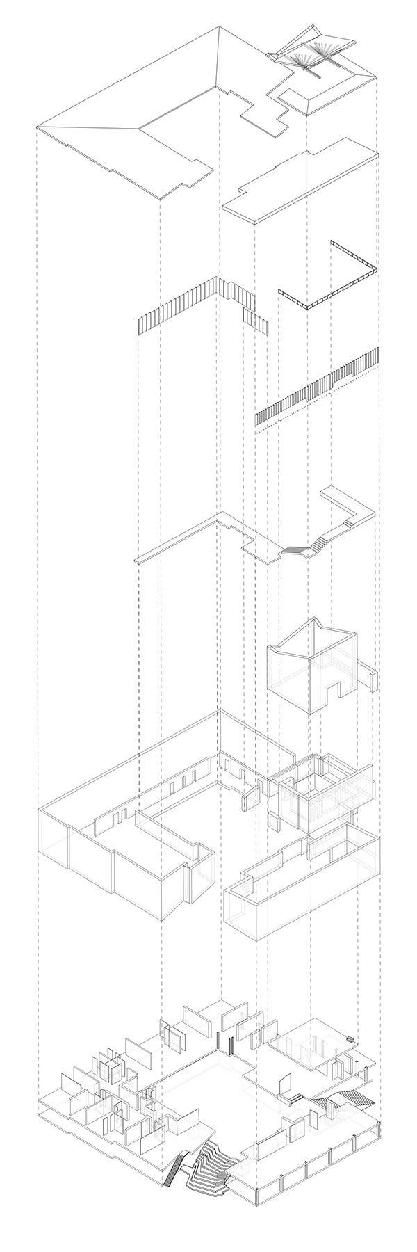 Saynatsalo Town Hall Analysis on RISD Portfolios