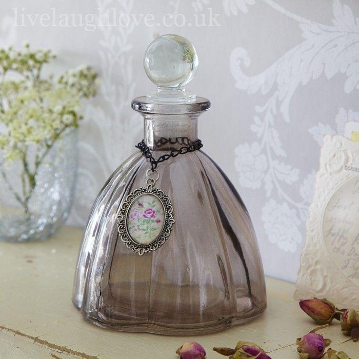 Flower Locket Bottle