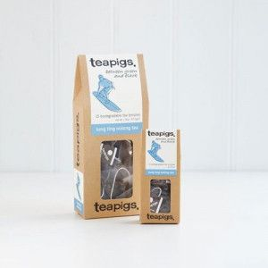 Teapigs Tung Ting Oolong 37.5 g (Pack of 1, Total 15 Tea Bags) …