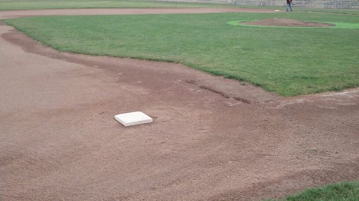 1st and 3rd base