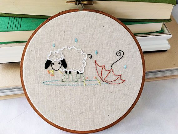 30 Best Cute Embroidery Patterns Images On Pinterest Embroidery