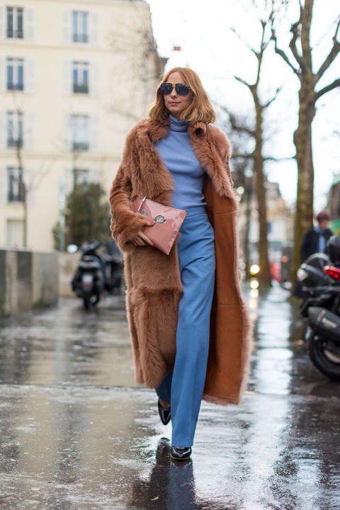 De beste streetstyle looks van Parijs Fashion Week  - harpersbazaar.nl