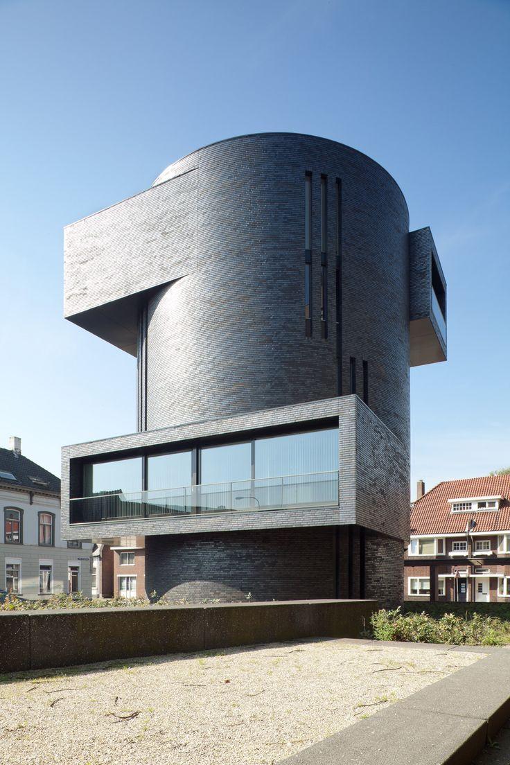 © Tim van de Velde - Duikklok / Bedaux de Brouwer Architecten