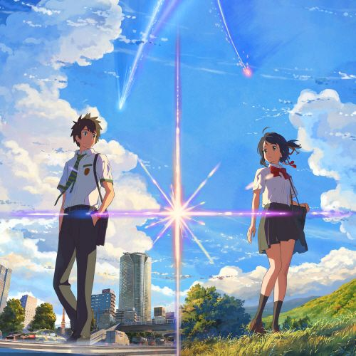 "Download Anime Movie ""Kimi no na wa"" Theme song, RADWIMPS - Zen Zen Zense"