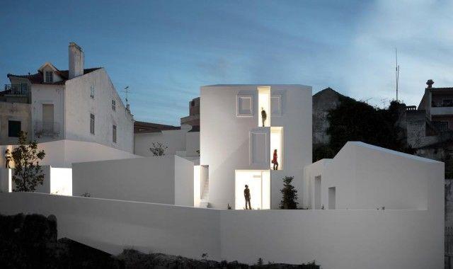 HIC Arquitectura » Aires Mateus > Casa en Alcobaça, Portugal