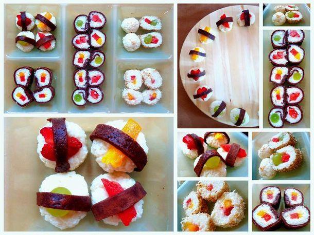 Lang lang hat`s gedauert und stolz bin ich nicht drauf. Wer sich erinnert: Vor mittlerweile über 2 Monaten habe ich zum Sushi-Contest aufgerufen. Zwischendurch habe ich mich allerdings zugegebenerm...