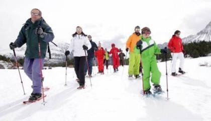 Escapada iglú o refugio y Raquetas de Nieve » Tuawo