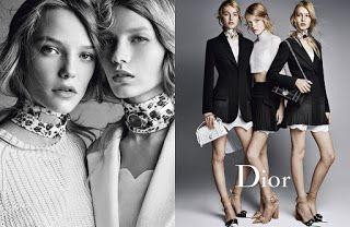 BFT Magazines - Le tendenze moda delle migliori riviste moda: Campagne Pubblicitarie Primavera Estate